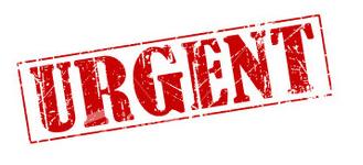 sign-urgent